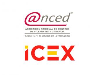 609 icex y anced firman un protocolo para impulsar la formacion online fuera de espana - ICEX Y ANCED firman un protocolo para impulsar la formación online fuera de España