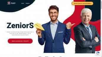91 zeniors la plataforma colaborativa de negocios entre el talento senior y el emprendimiento joven - ZeniorS: la plataforma colaborativa de negocios entre el talento sénior y el emprendimiento joven.
