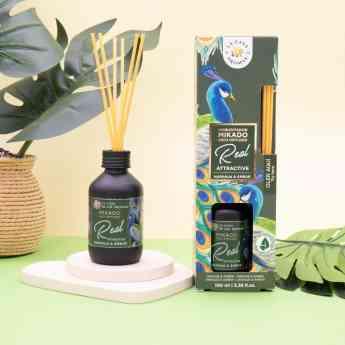 151 jesus gomez incrementa un 30 las ventas de su marca la casa de los aromas - Jesús Gómez incrementa un 30% las ventas de su marca La Casa de los Aromas