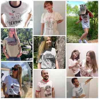 231 dos y dos irrumpe en la industria de la moda con camisetas originales y apuesta por una moda sostenible - Dos y Dos, irrumpe en la industria de la moda con camisetas originales y apuesta por una moda sostenible