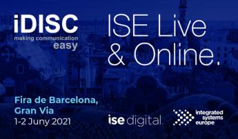 29 idisc participara en el congreso ise 2021 en la catalonia innovation zone - iDISC participará en el Congreso ISE 2021 en la Catalonia Innovation Zone