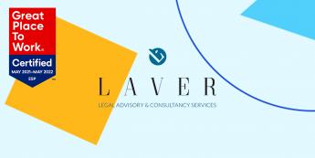 443 laver consultores obtiene la certificacion great place to work - LAVER Consultores obtiene la Certificación Great Place to Work