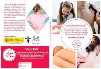 551 asociaciones de pacientes de fibromialgia piden revisar una guia al inss - Asociaciones de pacientes de fibromialgia piden revisar una guía al INSS