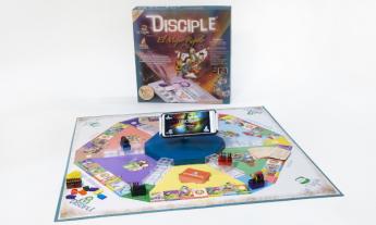 disciple el juego ideal en epoca de comuniones - 'Disciple', el juego ideal en época de Comuniones