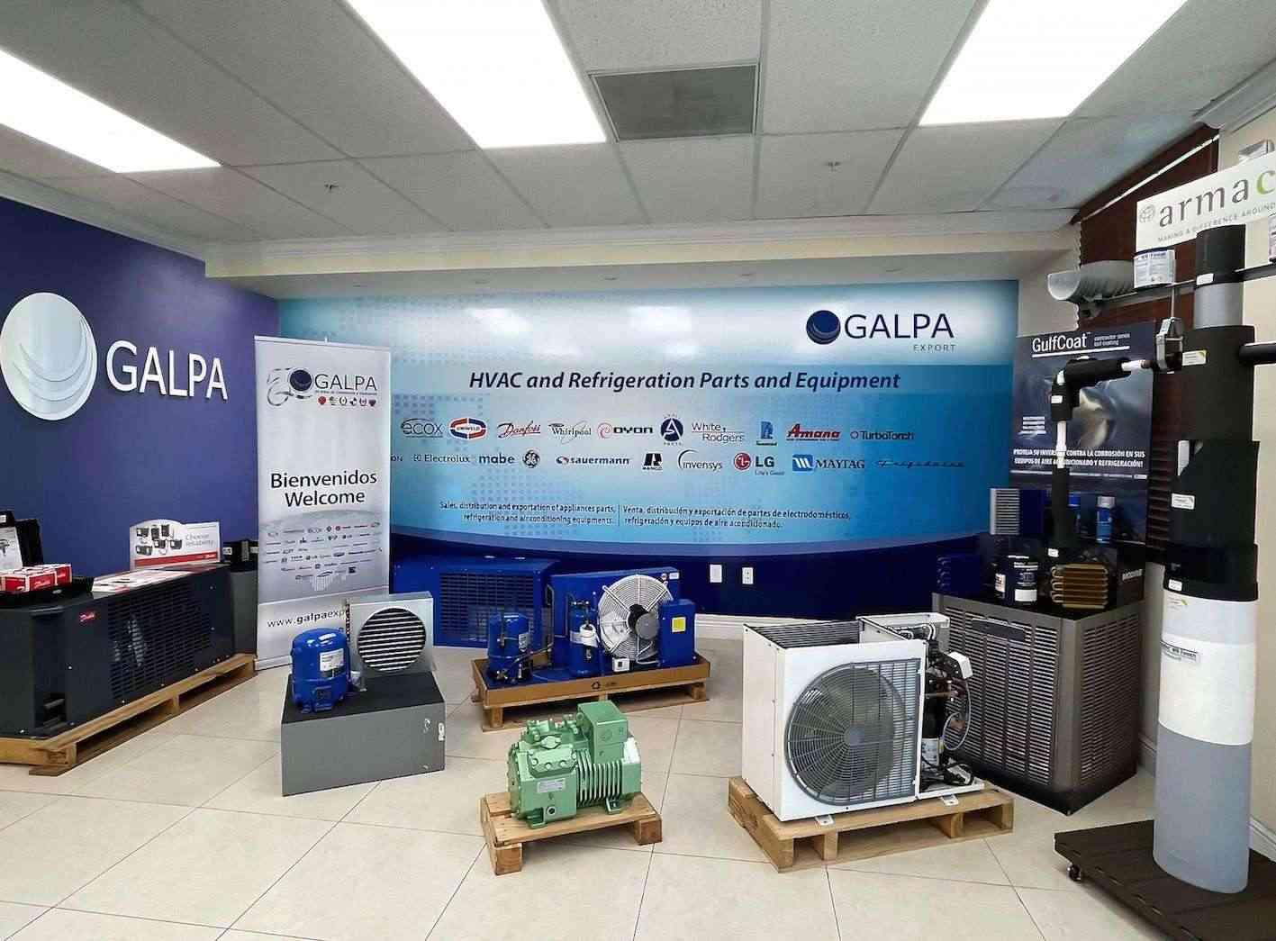 galpa export satisface demanda de unidades condensadoras en centroamerica y caribe - Galpa Export satisface demanda de Unidades Condensadoras  en Centroamérica y Caribe