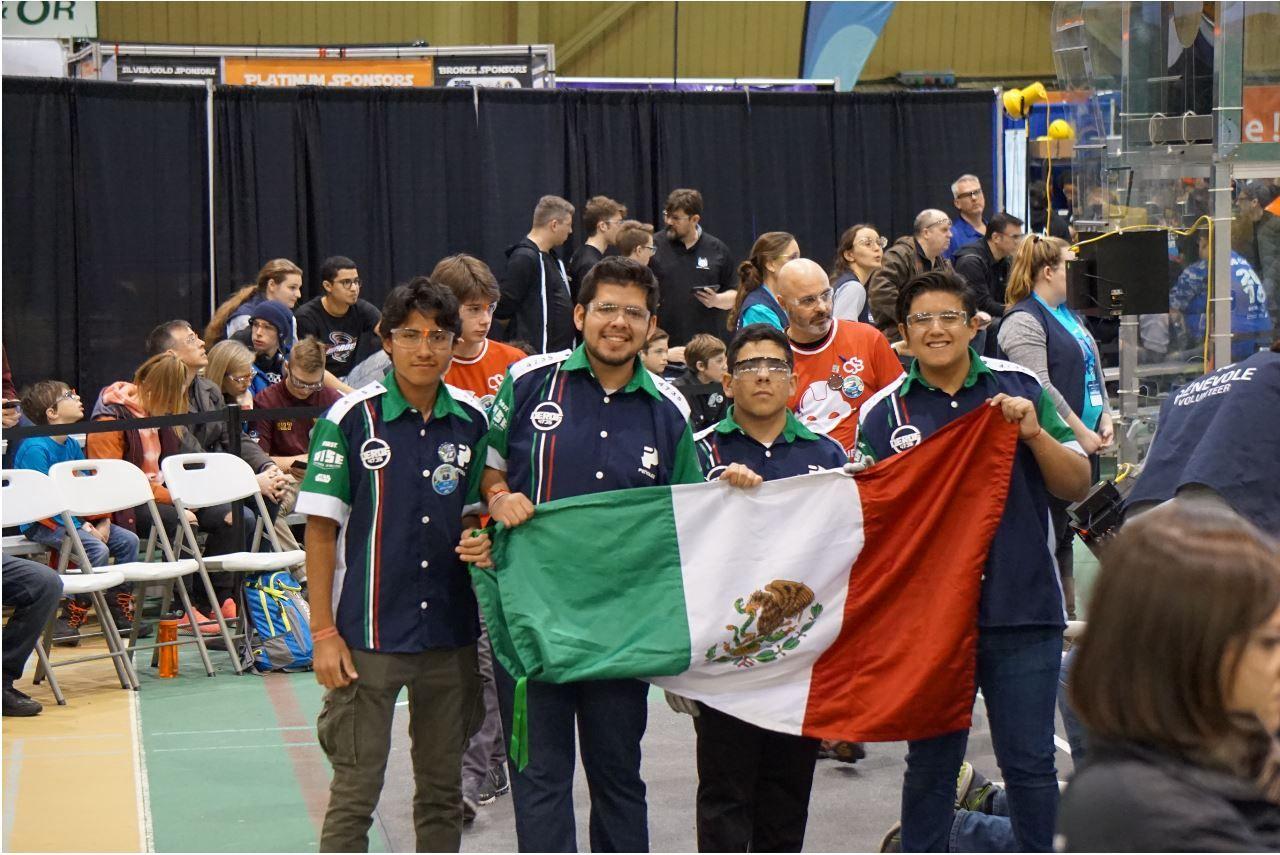 tecmilenio gana 2 chairmans award en first robotics mexico - Tecmilenio gana 2 Chairman's award en First Robotics México
