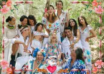 321 world family ibiza presenta su coleccion mas atemporal timeless beauty - World Family Ibiza presenta su colección más atemporal: Timeless Beauty