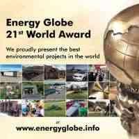 775 energy globe presento los mejores proyectos medioambientales para nuestra tierra - Energy Globe presentó los mejores proyectos medioambientales para nuestra Tierra