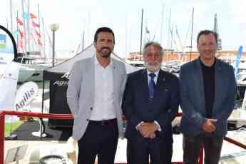 826 marinas de espana inicia su nueva andadura hacia la promocion del turismo nautico - Marinas de España inicia su nueva andadura hacia la promoción del turismo náutico