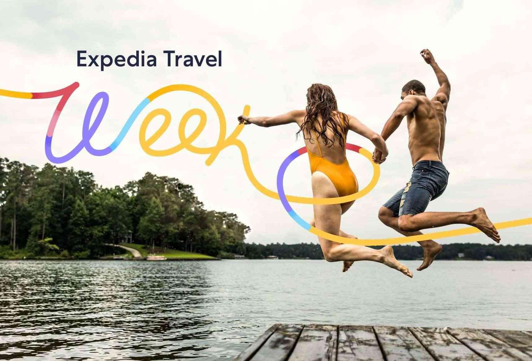 expedia anuncia su primera travel week y empieza este 8 de junio - Expedia anuncia su primera Travel Week y empieza este 8 de junio