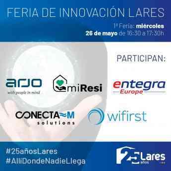 miresi la mayor red de centros de calidad de espana participa en la i feria de innovacion lares - miResi, la mayor red de centros de calidad de España, participa en la I Feria de Innovación Lares