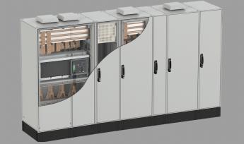 14 schneider electric amplia prisma y spacial con sistema sfp para cuadros de distribucion electrica en bt - Schneider Electric amplia Prisma y Spacial, con sistema SFP, para cuadros de distribución eléctrica en BT