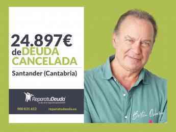 193 repara tu deuda abogados cancela 24 897e en santander cantabria con la ley de segunda oportunidad - Repara tu Deuda Abogados cancela 24.897€ en Santander (Cantabria) con la Ley de Segunda Oportunidad