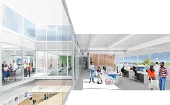 343 nuria heras lidera el equipo de arquitectos que diseno el que sera el edificio mas emblematico de queens nueva york - Nuria Heras, lidera el equipo de arquitectos que diseñó el que será el edificio más emblemático de Queens, Nueva York