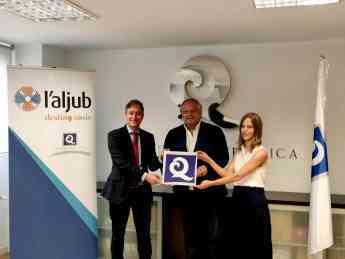 353 laljub se convierte en el primer centro comercial en conseguir la q de calidad turistica - L'Aljub se convierte en el primer centro comercial en conseguir la Q de Calidad Turística