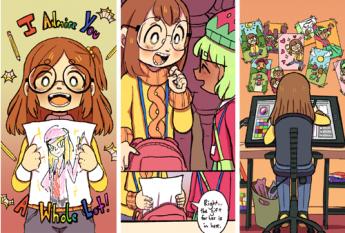 419 concurso internacional de escuelas de comic y manga 2021 para estudiantes de todo el mundo - Concurso internacional de escuelas de cómic y manga 2021 para estudiantes de todo el mundo