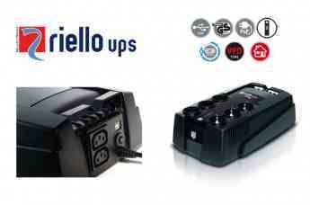 490 riello ups recomienda su sai iplug para proteger los equipos domesticos - Riello UPS recomienda su SAI iPlug para proteger los equipos domésticos