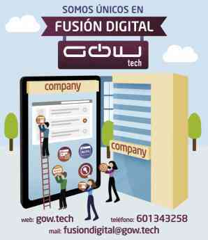 512 la fusion digital es la nueva propuesta de gowtech para digitalizar y potenciar las ventas de los negocios - La Fusión Digital es la nueva propuesta de GOWtech para digitalizar y potenciar las ventas de los negocios