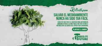 553 smoking colabora en el objetivo de plantar 54 millones de arboles en el africa subsahariana - Smoking® colabora en el objetivo de plantar 54 millones de árboles en el África Subsahariana