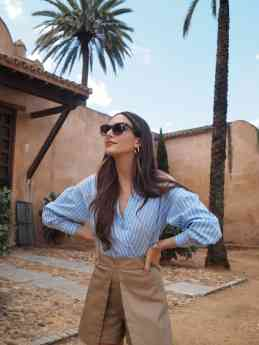 593 rocio osorno liujo eyewear el estilo italiano que mejor expresa el glamour y la feminidad - Rocio Osorno & Liujo Eyewear, el estilo italiano que mejor expresa el glamour y la feminidad