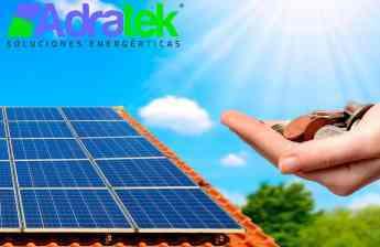 617 placas solares un ahorro importante en hogares y empresas por adratek - Placas solares un ahorro importante en hogares y empresas, por ADRATEK