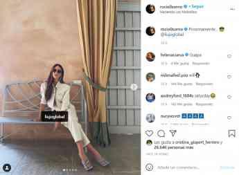 63 rocio osorno liujo eyewear el estilo italiano que mejor expresa el glamour y la feminidad - Rocio Osorno & Liujo Eyewear, el estilo italiano que mejor expresa el glamour y la feminidad