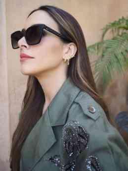 656 rocio osorno liujo eyewear el estilo italiano que mejor expresa el glamour y la feminidad - Rocio Osorno & Liujo Eyewear, el estilo italiano que mejor expresa el glamour y la feminidad