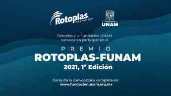 702 fundacion unam anuncia las bases para la primera edicion del premio rotoplas funam 2021 - Fundación UNAM anuncia las bases para la primera edición del Premio Rotoplas-FUNAM 2021