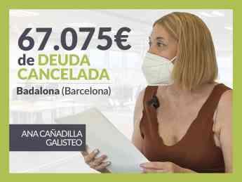 719 repara tu deuda abogados cancela 67 075e en badalona barcelona gracias a la ley de segunda oportunidad - Repara tu Deuda Abogados cancela 67.075€ en Badalona (Barcelona) gracias a la Ley de Segunda Oportunidad