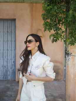 74 rocio osorno liujo eyewear el estilo italiano que mejor expresa el glamour y la feminidad - Rocio Osorno & Liujo Eyewear, el estilo italiano que mejor expresa el glamour y la feminidad