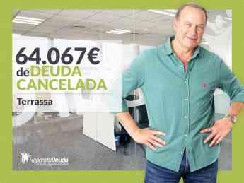 823 repara tu deuda cancela 64 067e en terrassa barcelona con la ley de la segunda oportunidad - Repara tu Deuda cancela 64.067€ en Terrassa (Barcelona) con la Ley de la Segunda Oportunidad