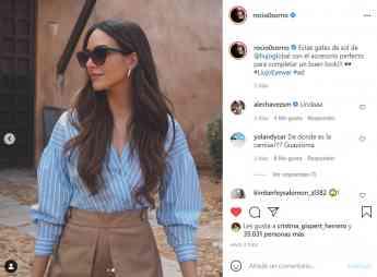942 rocio osorno liujo eyewear el estilo italiano que mejor expresa el glamour y la feminidad - Rocio Osorno & Liujo Eyewear, el estilo italiano que mejor expresa el glamour y la feminidad