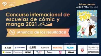 concurso internacional de escuelas de comic y manga 2021 para estudiantes de todo el mundo - Concurso internacional de escuelas de cómic y manga 2021 para estudiantes de todo el mundo
